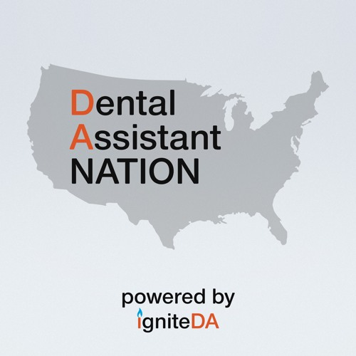 Episode 74: Dr. Uche Odiatu with tips to help every dental assistant and his or her health
