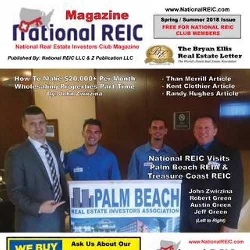 Than Merrill Podcast with National REIC