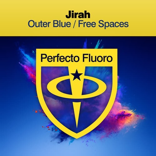 Outer Blue (PREVIEW) Out 2nd of August on [PERFECTO FLUORO]