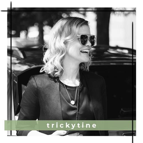 Unternehmerin/Foodbloggerin trickytine – Podcast Episode 54 im sisterMAG Radio
