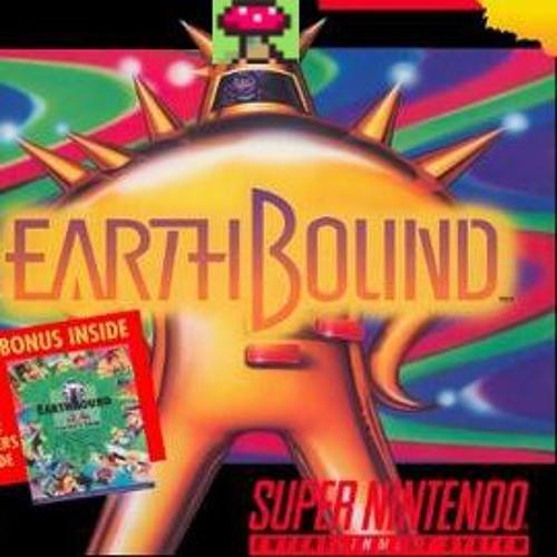 EarthBound - Battle Against a Mashroomized Machine by