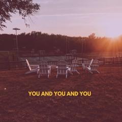 James Gardin- You And You And You