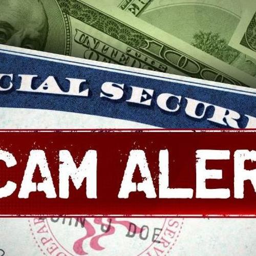 Social Security Scam Call