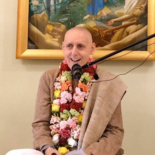 Śrīmad Bhāgavatam class on Fri 5th July 2019 by His Grace Sankarshan Das Adhikari 4.23.20