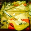 Modern - Playing - His - 1954 - Stratocaster - In - 1971