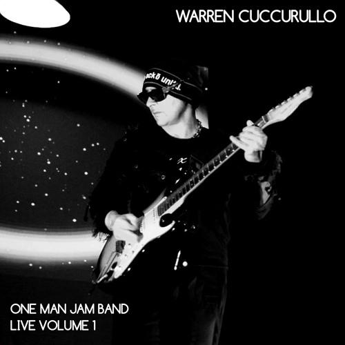 Warren Cuccurullo - One Man Jam Band - Live! Volume 1