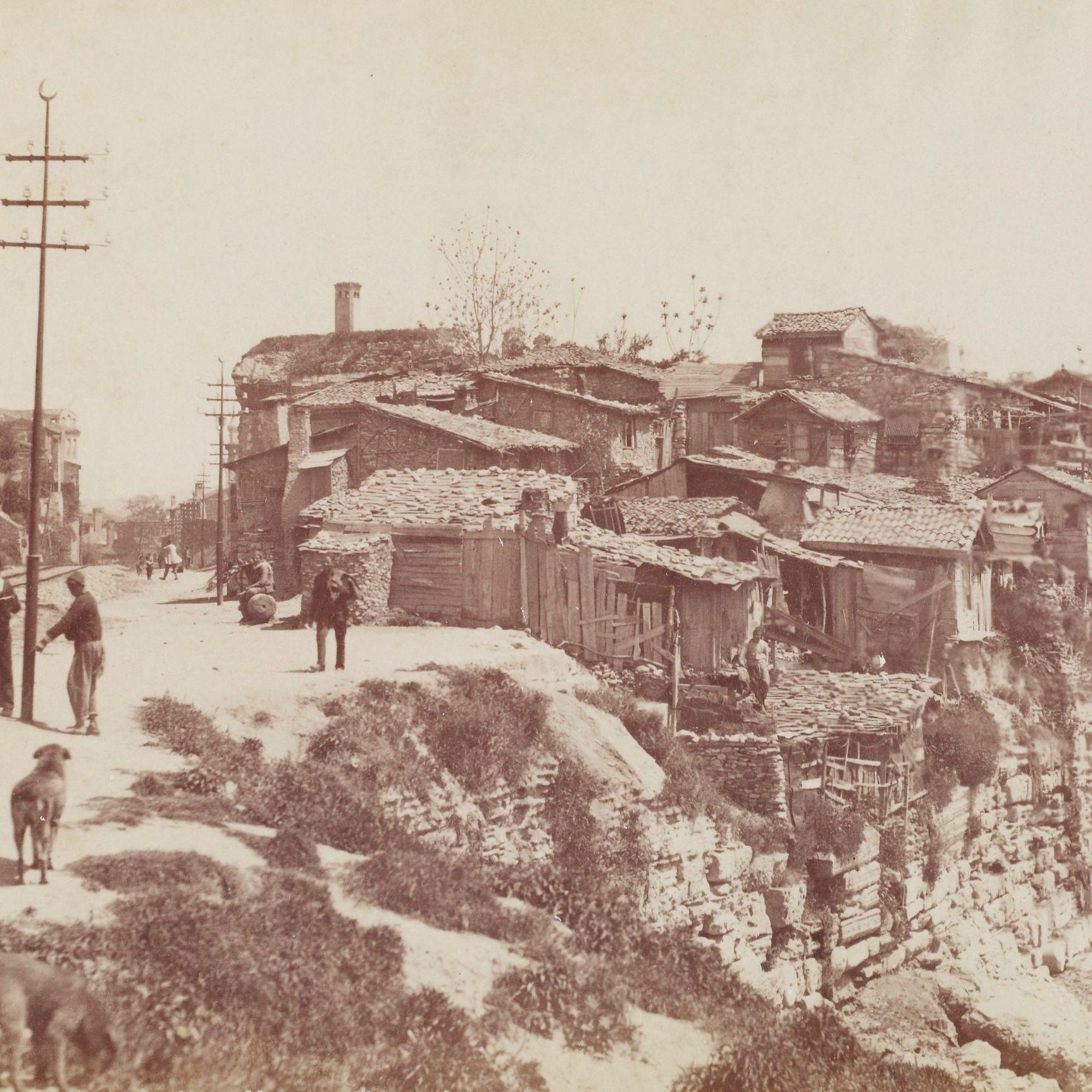 İstanbul'un Teneke Mahalleleri | Egemen Yılgür