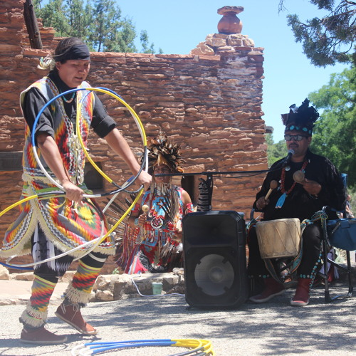The Long Walk on the Indigenous Peoples w/ Albert Brent Chase