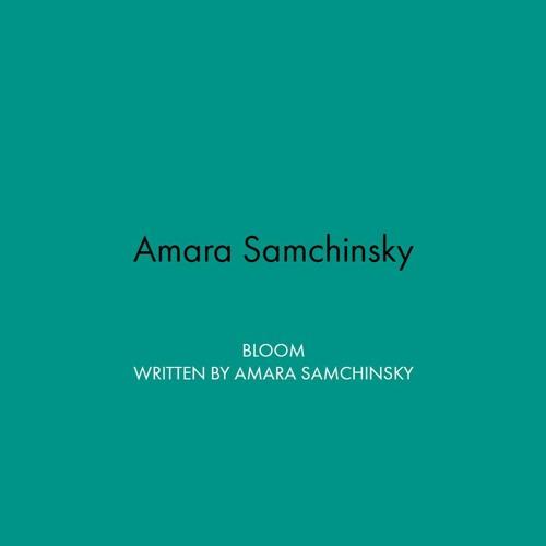 Wish We Could Be - Amara Samchinsky