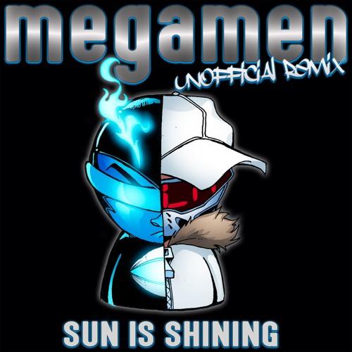 Bob Marley - Sun is Shining (MegaMen Unofficial Remix) FREE DOWNLOAD