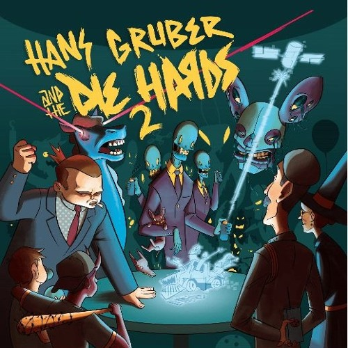 Hans Gruber And The Die Hards - The Ballad of Burro the Man