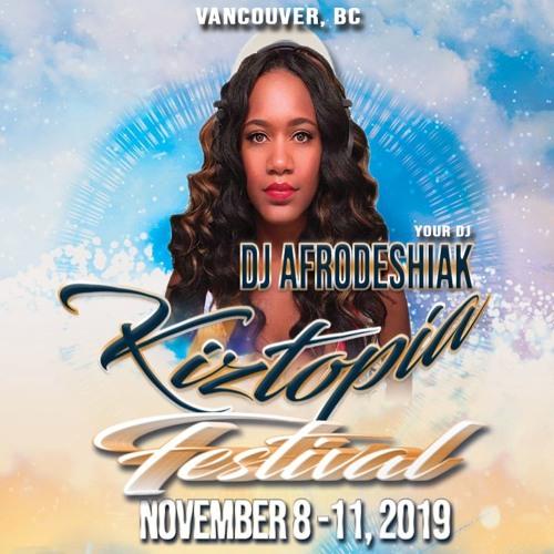 Kiztopia Afrobeat 2019 Mix by DJ Afrodeshiak | Free