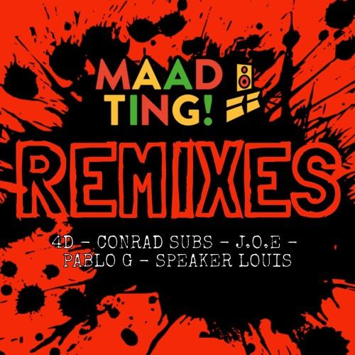 Conrad Subs - Culture (J.O.E Remix)