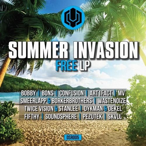 Summer Invasion FREE LP // [DSR005]