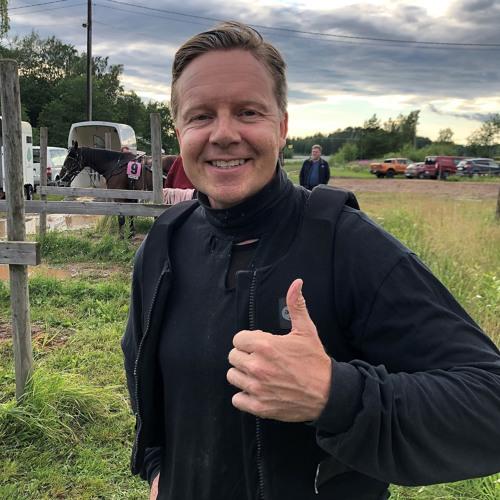 Marko Majaniemi Uusimaa urheilutoimituksen haastattelussa
