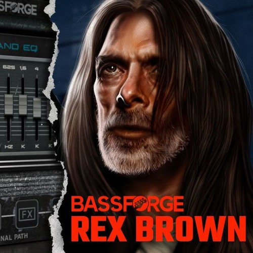 Bassforge Rex Brown - Just bass and drums