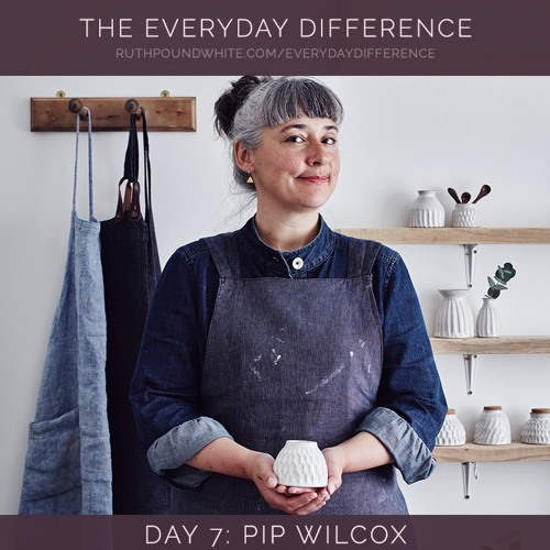 Pip Wilcox for the Everyday Difference project.WAV