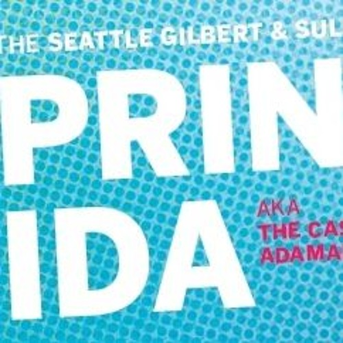 Exit Stage Left- Princess Ida -Seattle Gilbert & Sullivan Society