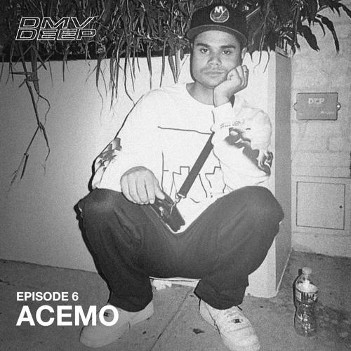 The DMV Deep Podcast 006: AceMo (Live @ Flash DC Rooftop)