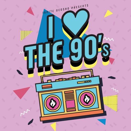 I Love the 90's - Men In Black