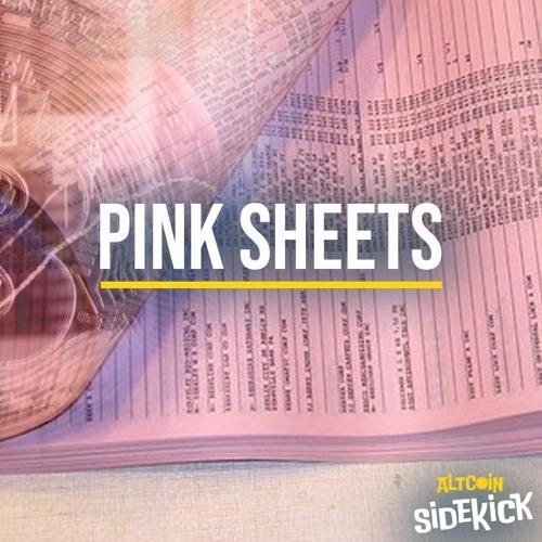 055 Pink Sheets