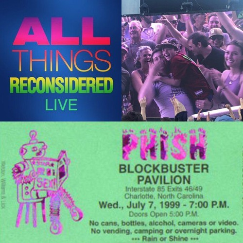 All Things Reconsidered Live #119