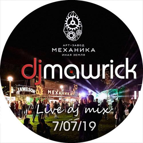 Live @ Art-Zavod Mechaniсa 7-07-2019