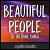 Ed Sheeran Ft Khalid Beautiful People Apollo Remix Mp3