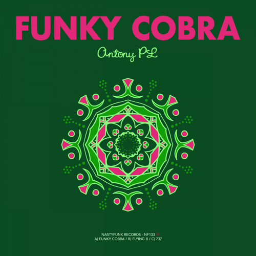 Antony PL - Funky Cobra