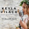 Keyla Vilaça- 93 Million Miles- Audição Ao Vivo