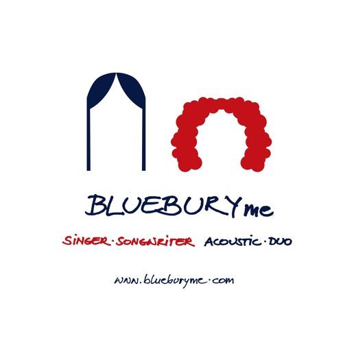 BLUEBURYme - 5 albumtracks - 1 layout