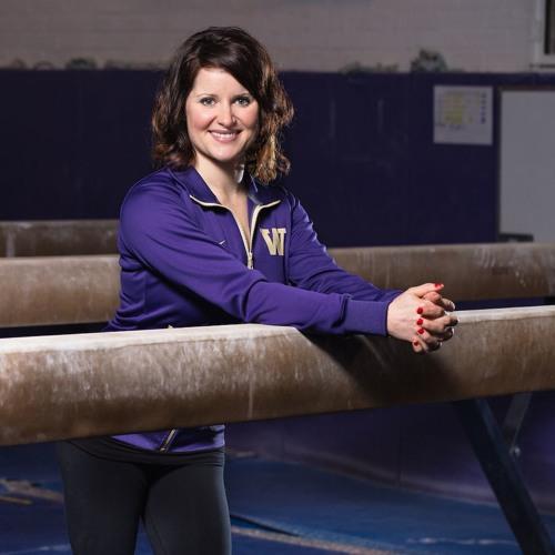Elise Ray-Statz, Olympic Medalist & University of Washington Gymnastics Head Coach