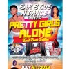 PRETTY GIRLS ALONE P.T 1 LIVE AUDIO| SEL SWAG & DJ TYSON (TEAM SWAG & MAD VYBZ)
