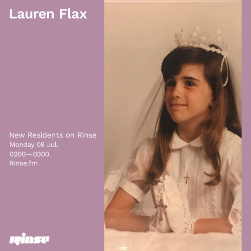 Lauren Flax - 8th July 2019