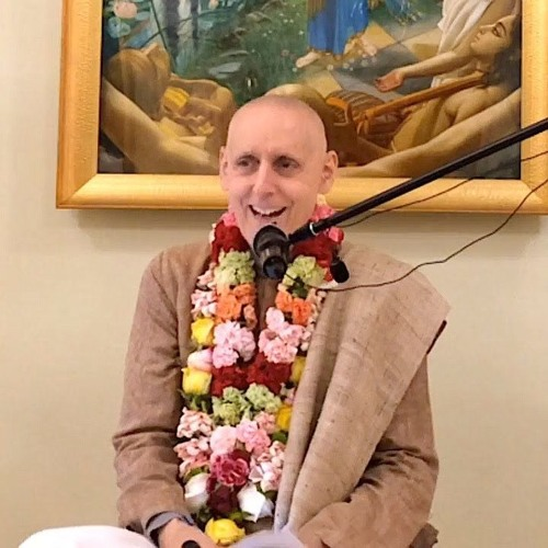 Śrīmad Bhāgavatam class on Mon 8th July 2019 by His Grace Sankarshan Das Adhikari 4.23.22