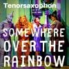 Somewhere Over The Rainbow Tenor Saxophone - Tutorial Tenorsaxophon - Wizard of Oz