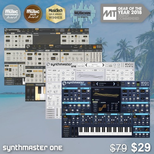 SynthMaster One Factory Presets