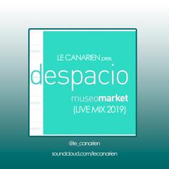 Le Canarien live @ Despacio Museo Market 2019