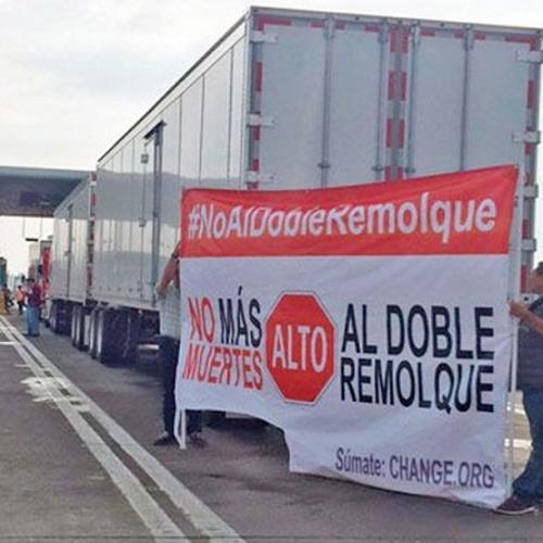 #NoAlDobleRemolque con Héctor Gandini