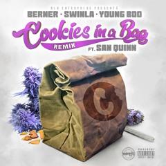 Berner, Swinla, Young Boo & San Quinn- Cookies in a Bag (Remix)