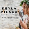 Keyla Vilaça- A Thousand Years (Tema Crepúsculo) Audição Ao Vivo