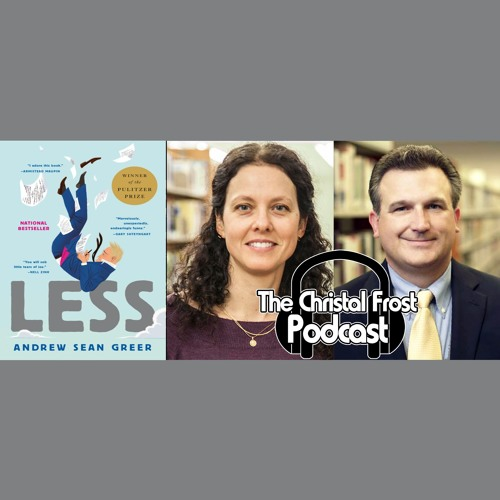 "Christal Frost Book Club: ""Less"" by Andrew Sean Greer"