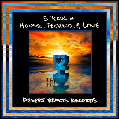 [DH067] 5 Years of Desert Hearts Records