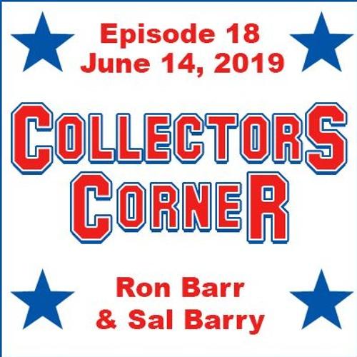 Collectors Corner #18 - 6/14/2019 - The Trimmed Card Scandal