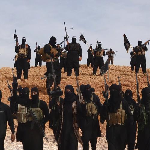 وشلون يلاوينا وشلون يعادينا الدولة الإسلامية