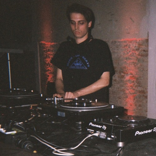 Samuele Pagliai live at Manifattura Tabacchi (warm up for Theo Parrish)