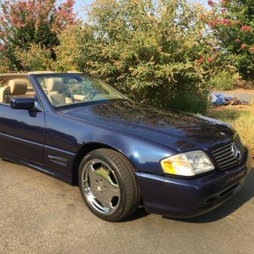 Folge 15 Mercedes-Benz SL R129 (1989-2001)