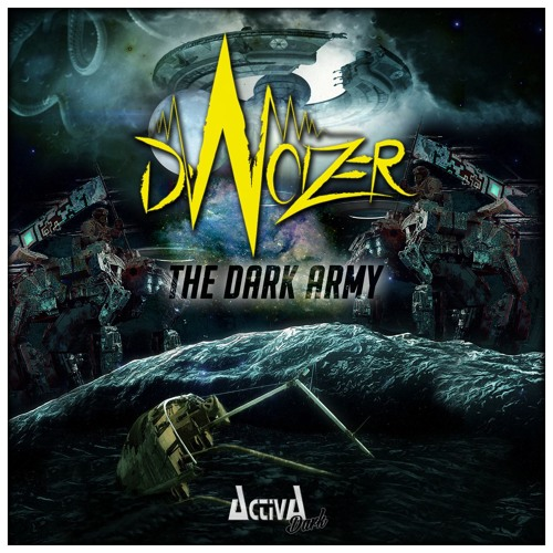 D-noizer - The Dark Army [EP] 2019