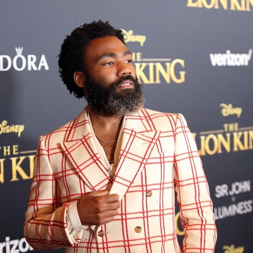 "Donald Glover On Working With ""The Lion King"" Director Jon Favreau"