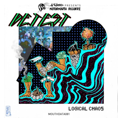 Detest - Logical Chaos